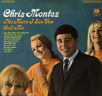 Cover Chris Montez - The More I See You [1965]